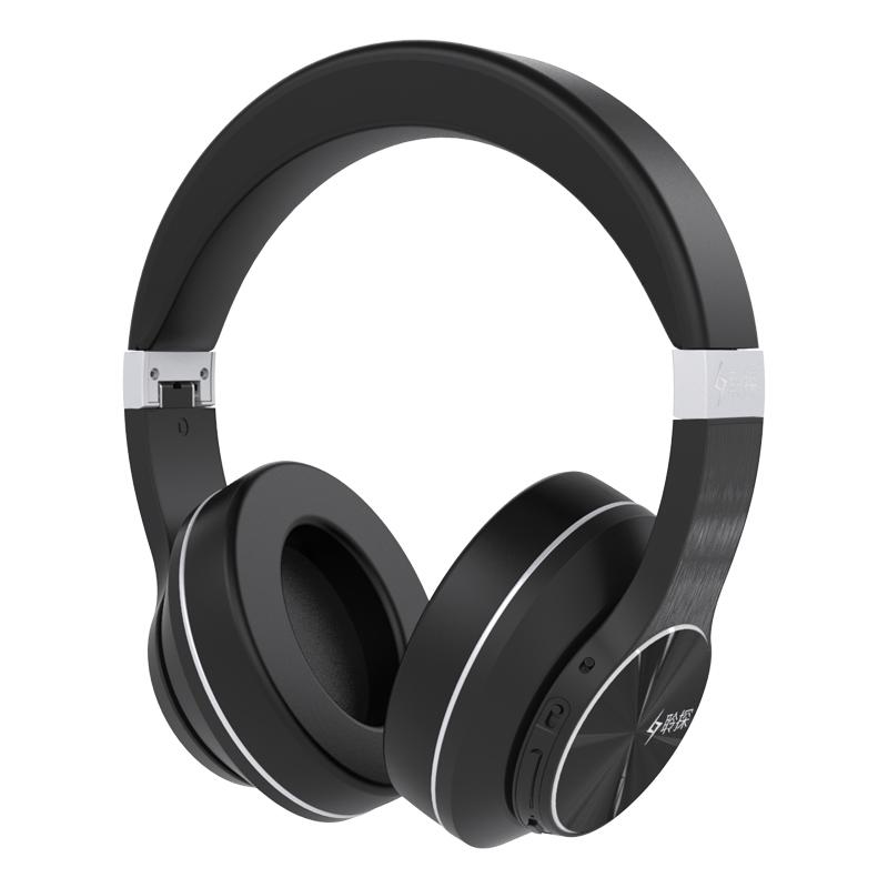 聆探LT9 头戴式河豚直播tv耳机 高通QCC3008芯片APTX LL河豚直播tv耳机支持AAC 主动降噪